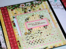 Purse Scrapbook Mini Album 10